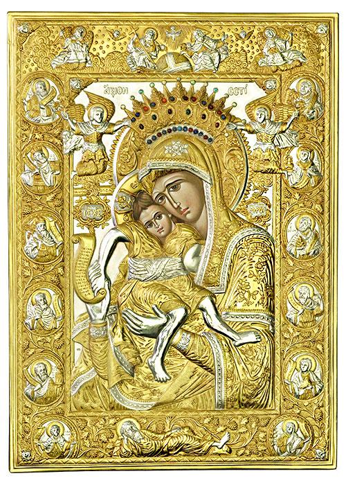 """Икона Божией Матери """"Достойно есть"""" (Греция)"""