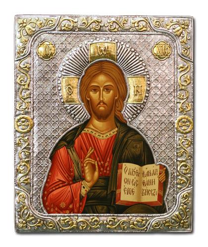 Икона Христос Пантократор (Греция)