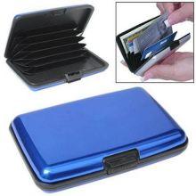 Кейс для кредитных карт Security Credit Card Wallet, Синий