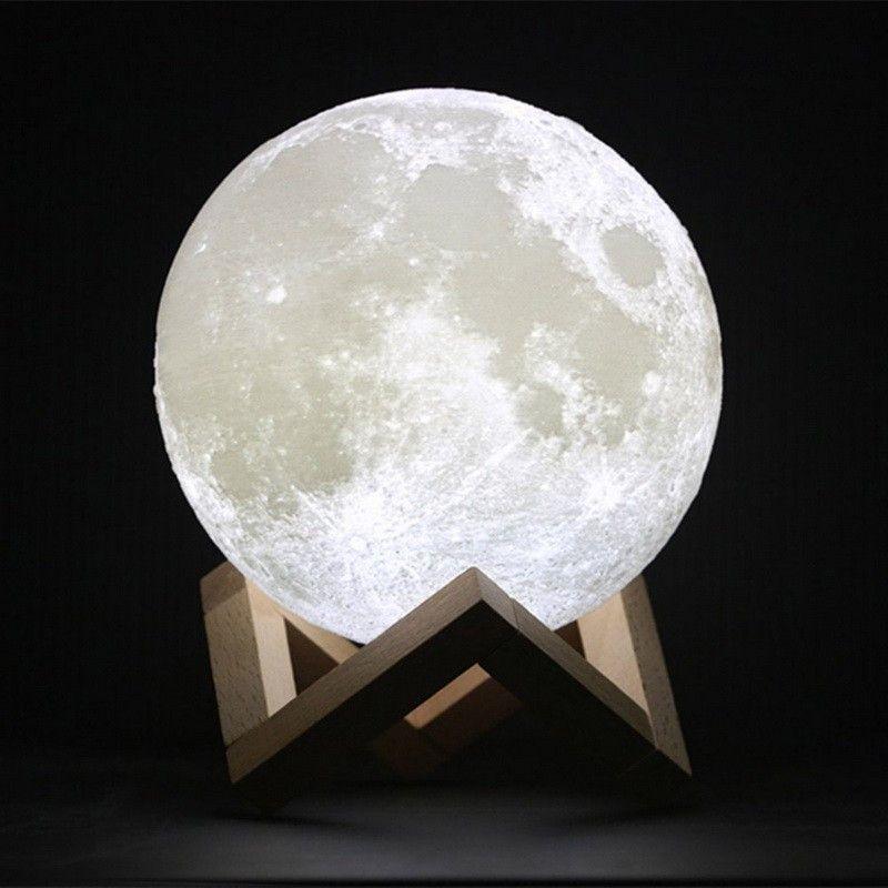 Шар-ночник Луна Moon Light, диаметр 12 см