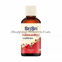 Рактавардхини сироп против анемии Шри Шри Таттва | Sri Sri Tattva Raktavardhini Syrup