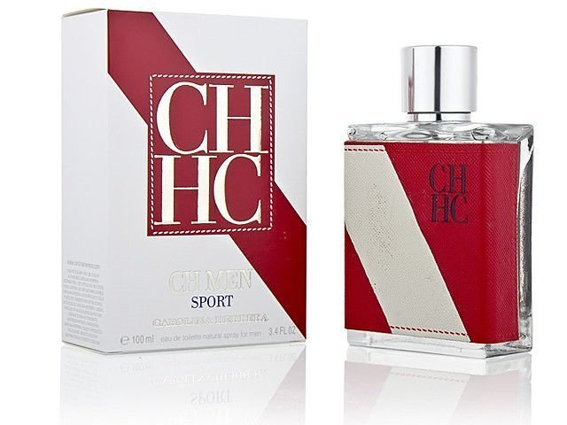 Carolina Herrera CH Men Sport 100 ml