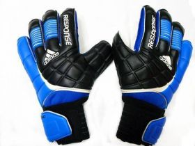 Вратарские перчатки Adidas response Pro SR blue