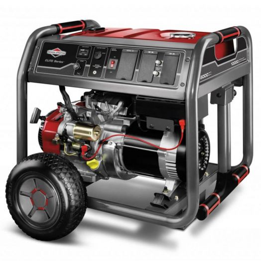 Бензиновый генератор Briggs & Stratton Elite 8500