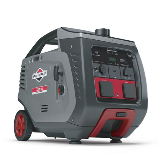 Бензиновый генератор Briggs & Stratton P 3000 Inverter