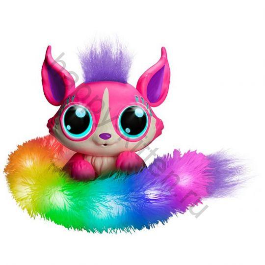 Lil' Gleemerz Лемур Adorbrite от Mattel цвет розовый