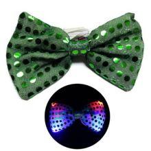 Светящаяся карнавальная бабочка, Зелёный