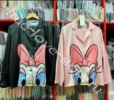 0186 -Цена за 3 шт, Пижама двойка VS Поночка (M,L,XL)