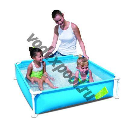 Детский бассейн Bestway 56217 (122х122х30.5)
