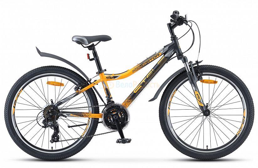 Велосипед подростковый Stels Navigator 410 V 24 21-sp V010 (2021)