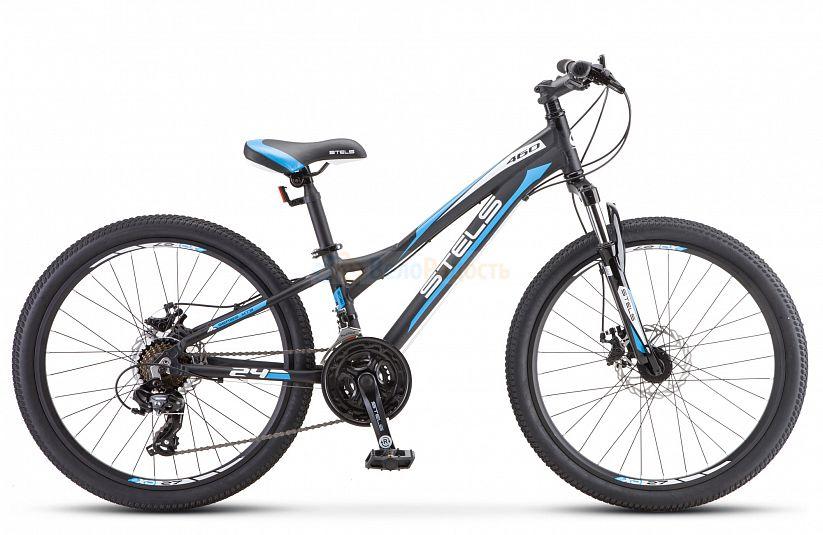Велосипед подростковый Stels Navigator 460 MD 24 K010 (2021)