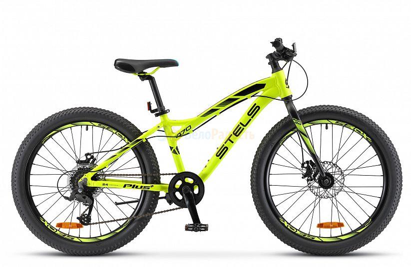 Велосипед подростковый Stels Navigator 470 MD 24+ V010 (2021)