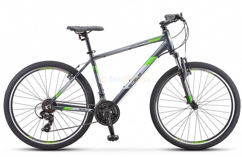 Велосипед горный Stels Navigator 590 V 26 K010 (2021)