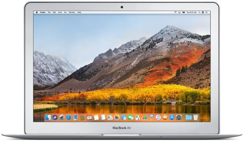 Apple MacBook Air 13 (2017) 128Gb (MQD32)