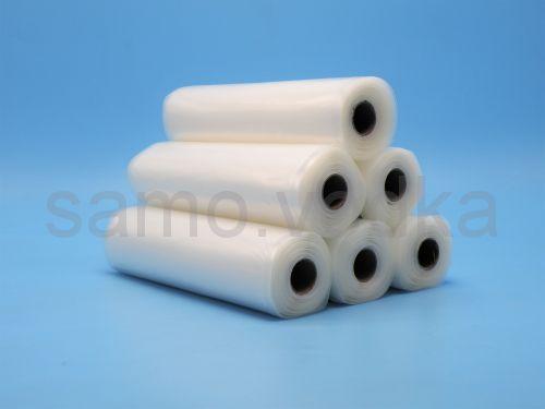 Пакеты вакуумные (рифленые) / рулон 25*500