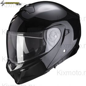 Шлем Scorpion Exo-930 Solid, Чёрный
