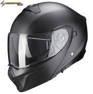Шлем Scorpion EXO 930 Solid, Черный матовый