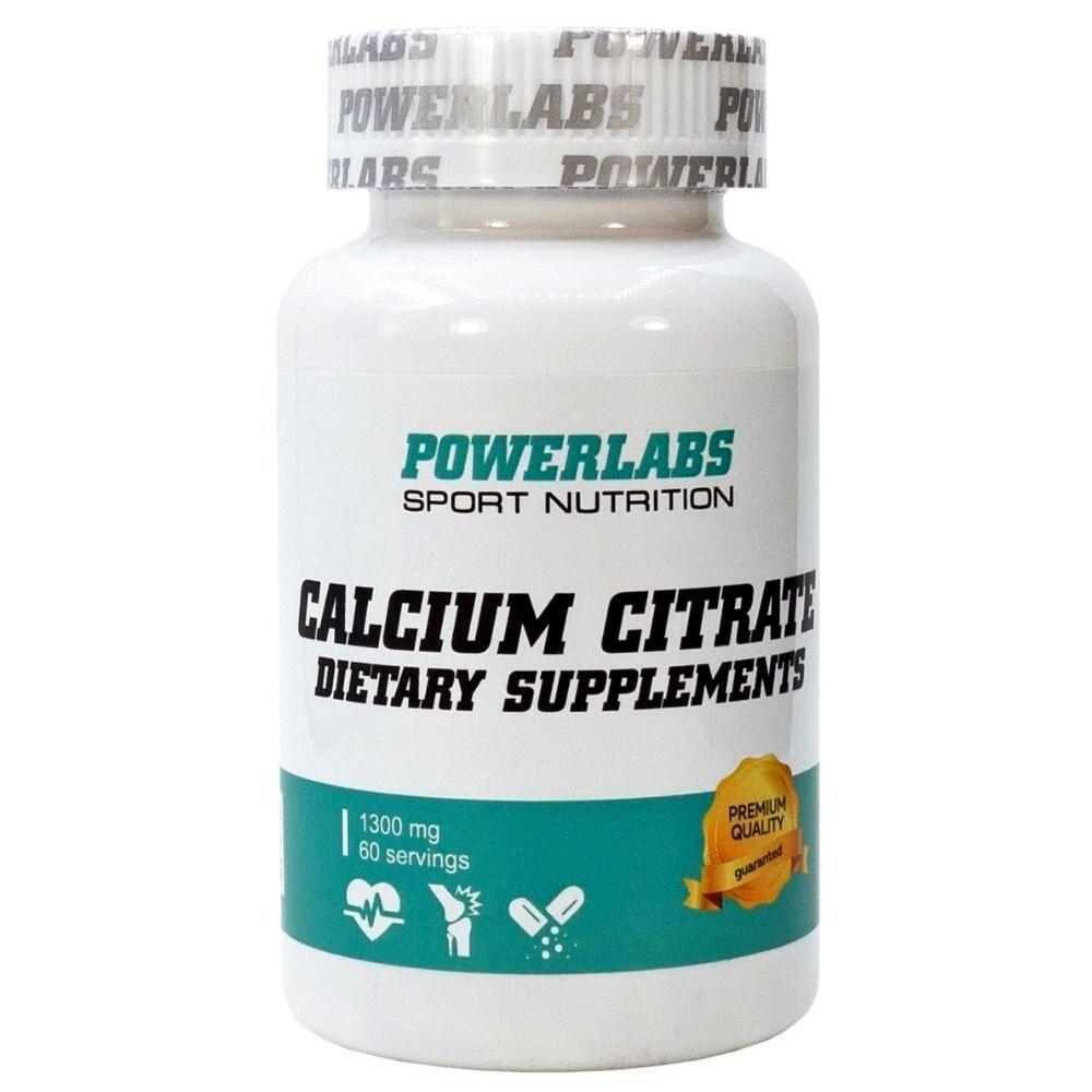 PowerLabs Calcium 120 caps