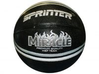 Мяч баскетбольный резина №7, артикул 00321