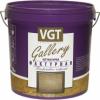 Декоративная Штукатурка Фактурная VGT Gallery TS 05 18кг для Внутренних и Наружных Работ, Белая / ВГТ Штукатурка Фактурная