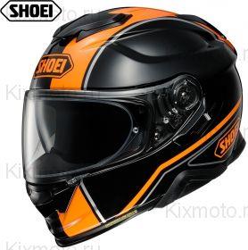 Шлем Shoei GT Air 2 Panorama, Черно-оранжевый