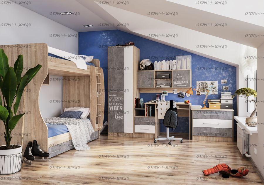 Детская комната Колибри №2