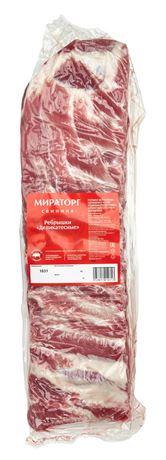 Ребрышки свиные деликатесные МИРАТОРГ, вес ~0,5-0,6кг