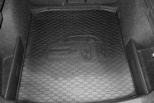 Коврик (поддон) в багажник, Rigum, резиновый
