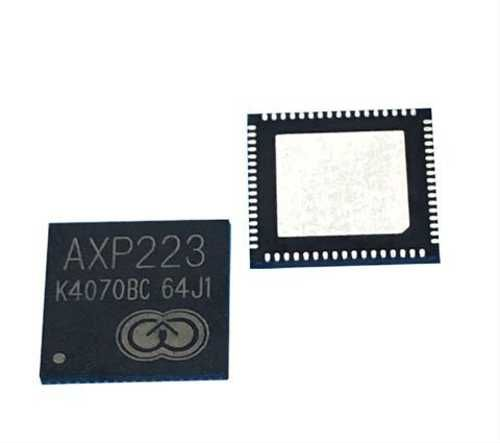 Микросхема контроллер питания (AXP223)