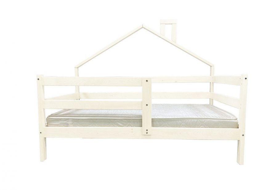 Софа SCANDI , цвет белый Детская кроватка