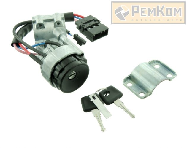 RK04150 * 2123-3704010 * Выключатель зажигания для а/м 2123 компл. без личинок (иммобилайзер активен)