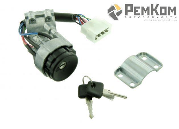 RK04139 * 2110-3704005-20 * Выключатель зажигания для а/м 2110-2112 старого образца с защитой стартера