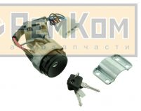 RK04137 * 2109-3704010-30 * Выключатель зажигания для а/м 2108 -21099,2113-2115 нового образца