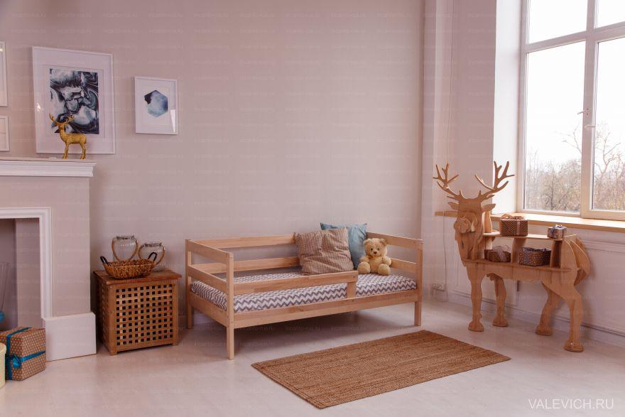 Софа «Dream Home» , цвет натуральный Детская кроватка