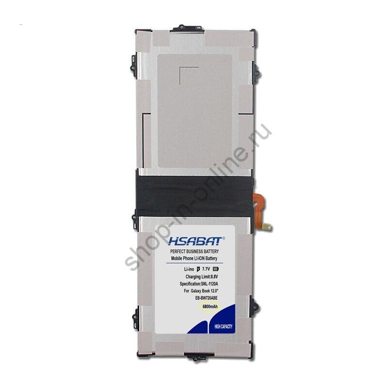 Аккумулятор EB-BW720ABE EB-BW720ABA 6800 мАч