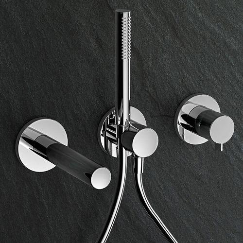 Встраиваемый комплект для ванны Keuco IXMO Thermo