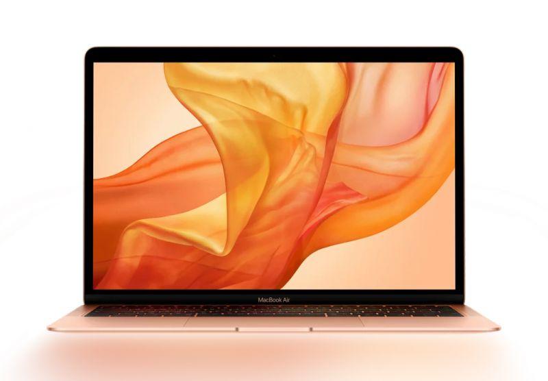 Apple MacBook Air 13 (2018) 128Gb Gold (MREE2)