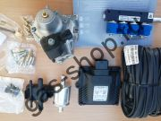 Миникомплект LOVATO SMART EXR  с датчиком МАП (рампа LOVATO EP/1) - до 160 л.с.