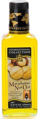 Масло макадамия INTERNATIONAL COLLECTION, 250мл