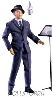 коллекционная кукла Кен как Фрэнк Синатра (На пике славы) - Frank Sinatra—The Recording Years