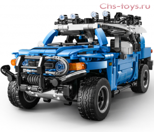 Конструктор SY Technic Toyota Land Cruiser SY8500 999 дет
