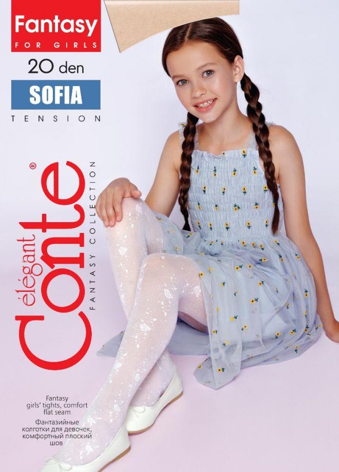 колготки CONTE Fantasy Sofia