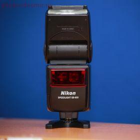 Вспышка NIKON SB-600 б/у