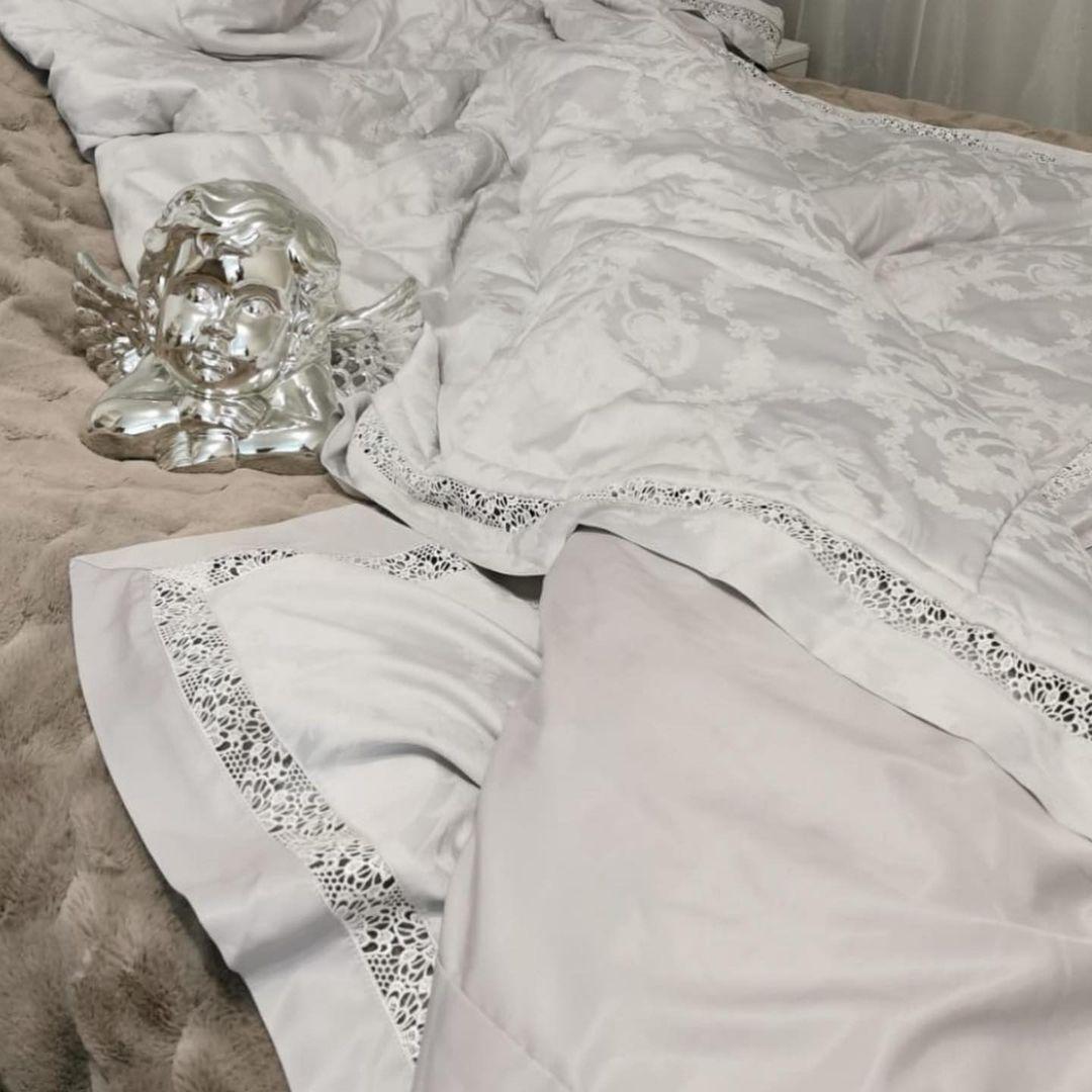 Постельное белье с одеялом из тенселя