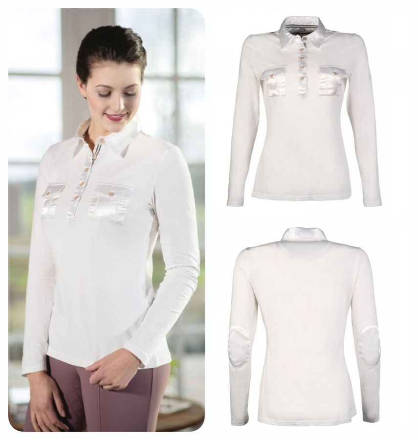 Женская рубашка -Glorenza- NKM.