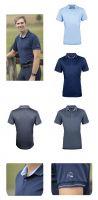 Классическая футболка поло - мужская -Classico- HKM.