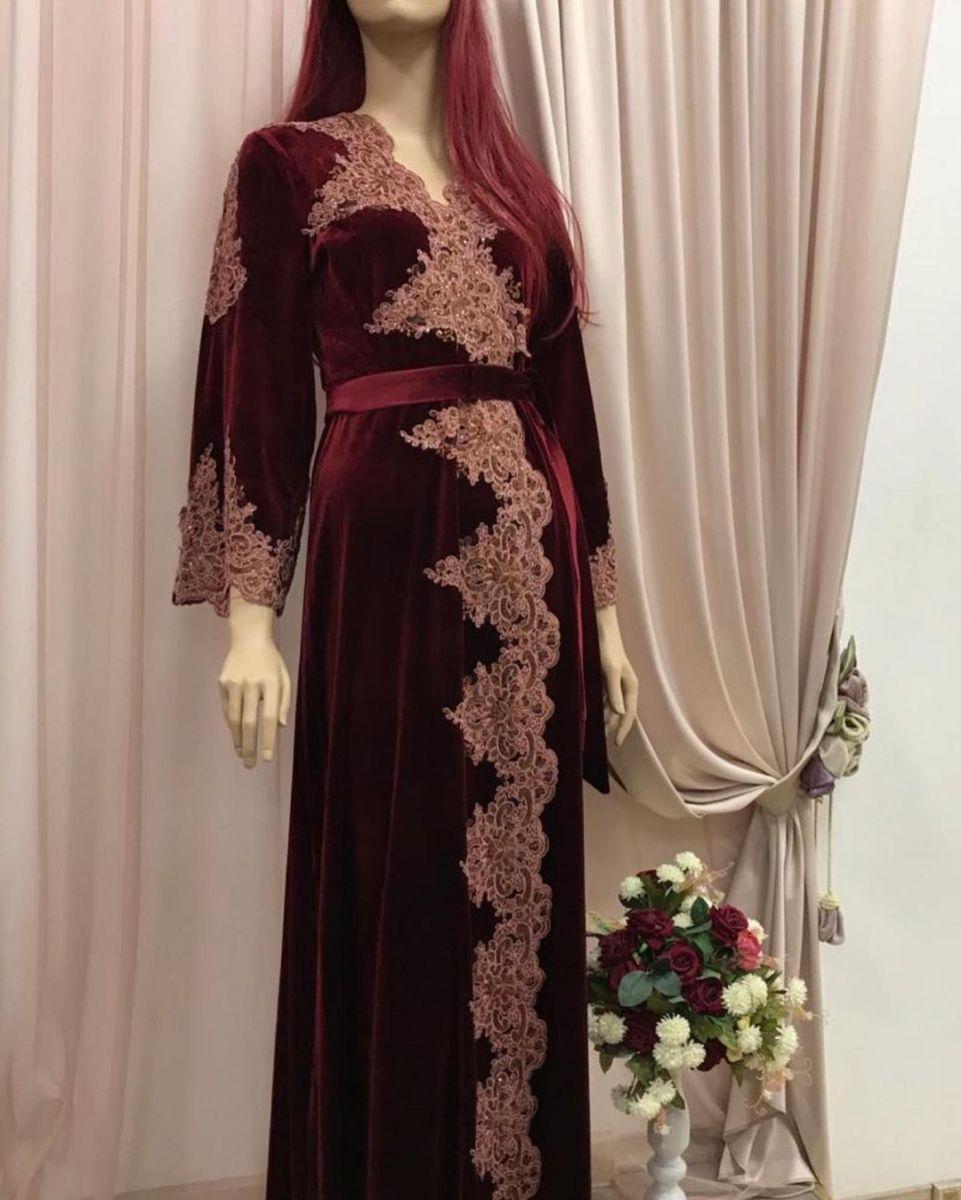 Роскошный велюровый халат