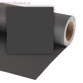 Фон бумажный Colorama CO268, 2.72x25 м Black