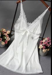сорочка Армани шелк, белая размер 42,44,46,48,50  модель 723