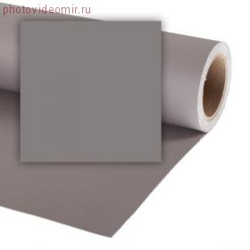 Фон бумажный Colorama LL CO239 2.72x25 м Smoke Grey